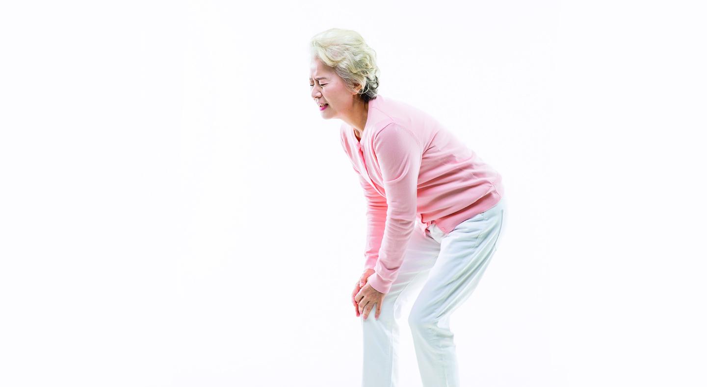 โรคข้อเข่าเสื่อมปวดเข่า เข่าเสื่อม เข่าอักเสบ เกิดได้ก็รักษาได้